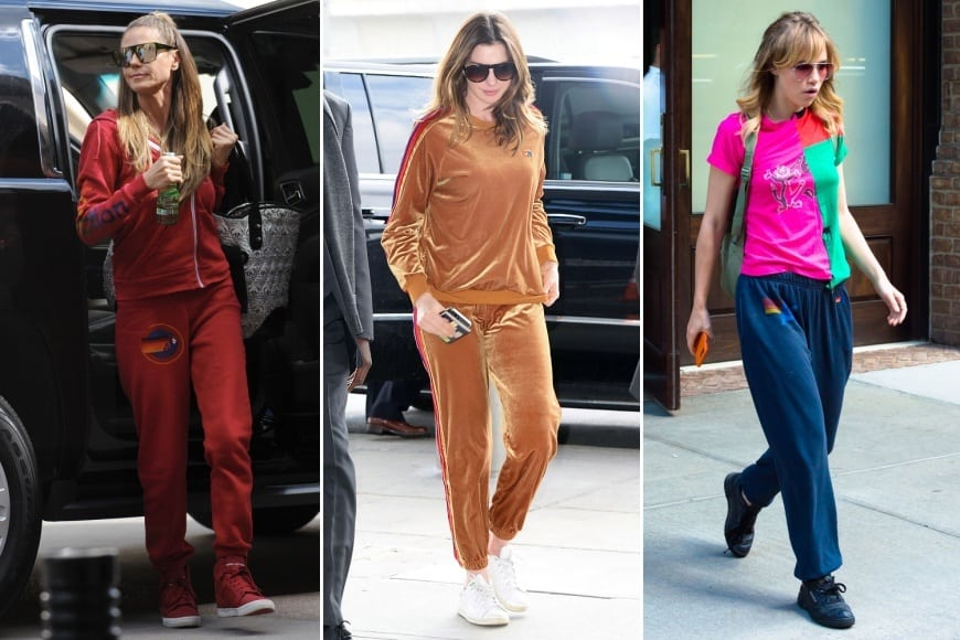 The best sweatpants, according to celebrities