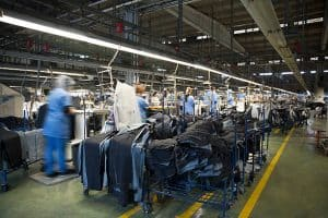 List of Clothing manufacturers in USA for startups