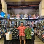 List of Clothing Manufacturers in Hawaii